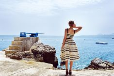 Kayture nautical dress