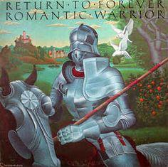 Return To Forever - Romantic Warrior (Vinyl, LP, Album) at Discogs