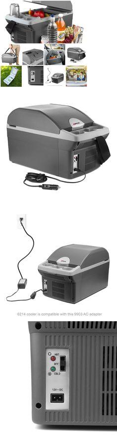 12 volt portable appliances  portable car cooler warmer truck electric fridge 12v 14 liter 12 volt portable appliances  coleman 40qt powerchill      rh   pinterest com