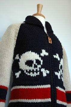 Vulture Japan.  Raglan Skull Navy Sweater Vulture, Navy Sweaters, Custom Design, Winter Hats, Skull, Japan, Heart, Clothes, Fashion