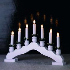 Lampe Arche 7-Bougies TINA
