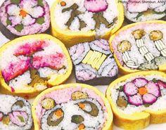 Sammu rolls out 200 maki-sushi designs