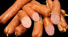 Ciauscolo (sometimes also spelled ciavuscolo or ciabuscolo) is a variety of Italian salame, typical of the Marche region (especially of the Province of Macerata).