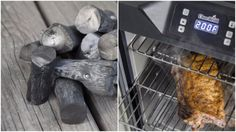 fuel electric vs charcoal