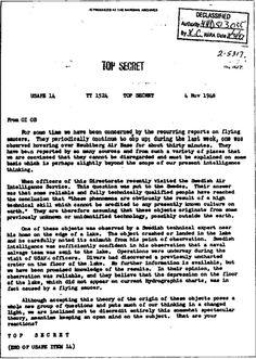 File:1948 Top Secret USAF UFO extraterrestrial document.png