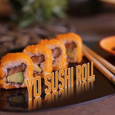 Sushi Recipe Video, Fun Baking Recipes, Cooking Recipes, Homemade Sushi Rolls, Sushi Roll Recipes, Eat On A Budget, Fresh Sushi, Buzzfeed Tasty, Food Videos