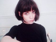 Pics/tips for short bob styles/french bobs-with or without bangs
