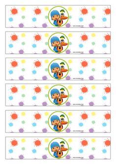 Imprimibles Pocoyo - www.susaneda.com