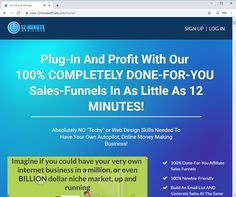 """""""The ONLY Way To Make $126.56/Per Day Online... Without Spending A PENNY...""""  #makemoney #makemoneyonline #workfromhome #dfyfunnels"""
