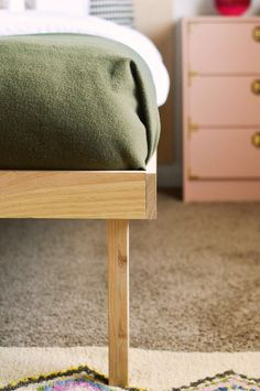 Tall Platform Bed (DIY)