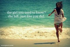 just like you did.