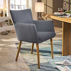 Stuhl Lamole - 4 Fuß Stühle - Stühle & Freischwinger - Esszimmer - Möbel