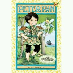 Peter Pan Mary Englebrite