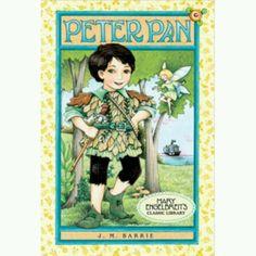 Peter Pan Mary Englebrite