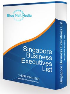 Reach Singapore Business decision makers and senior Singapore B2B professionals with Blue Mail Media's customized Singapore Business Executives Lists.