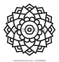 Find Simple Mandala Shape Coloring Vector Mandala stock images in HD and millions of other royalty-free stock photos, illustrations and vectors in the Shutterstock collection. Thousands of new, high-quality pictures added every day. Simple Mandala, Anime Dress, Celtic Symbols, Mandala Drawing, Mandala Design, Diy Cards, Pencil Drawings, Versace, Coloring Pages