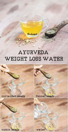 Ayurvedic medicine is a centuries old healing system that not only helps cure nu… - Weight Loss Weight Loss Challenge, Weight Loss Plans, Weight Loss Program, Weight Programs, Fitness Workouts, Fitness Plan, Running Workouts, Kefir, One Week Diet