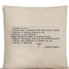 I need to make this pillow...love.