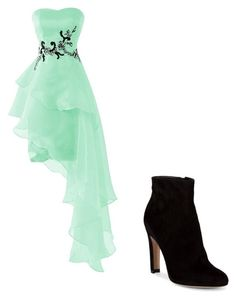 """Untitled #17"" by hudsongenesis on Polyvore featuring Gianvito Rossi"