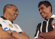 Sport Club Corinthians Paulista - Basílio e Paulinho