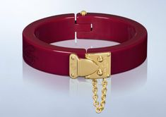 Louis Vuitton Lock Me Bracelet
