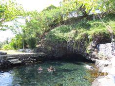 Piula Cave, Western Samoa