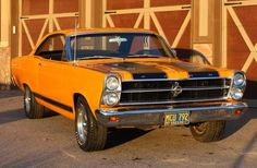 Our old 1966 Fairlane after I finished her Unsere alte 1966 Fairlane, nachdem ich Ihr Car Ford, Ford Trucks, Pickup Trucks, Old School Muscle Cars, Ford Classic Cars, Ford Fairlane, Us Cars, Sport Cars, Race Cars