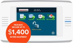 Home Security Systems - Alarm Monitoring   Protect America $19.99 per month