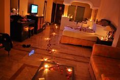 The Royal Suites Yucatan by Palladium: Romantic room