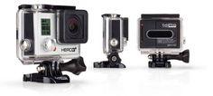 #GoPro #HERO3+ - Nouvelle #caméra embarquée plus petite, plus légère et plus rapide !