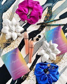 Lovelies, un foarte drăguț și util GIVEAWAY pe pagina @taniacozma , make-up artist @Bourjois! Make-up goodies și doua kit-uri Magnolia Rainbow 🌈 ! Detaliile pe contul Taniei! Succes! Goodies, Gift Wrapping, Artist, Gifts, Instagram, Sweet Like Candy, Gift Wrapping Paper, Presents, Gummi Candy