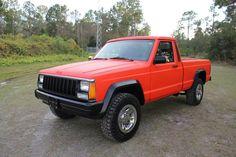 1987 Jeep Comanche Chief Amc Pickup