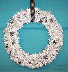 KidFile # Puzzle Wreath- Du er på rett sted om jul krans låve her … Puzzle Piece Crafts, Puzzle Art, Puzzle Pieces, Wreath Crafts, Fun Crafts, Crafts For Kids, Couronne Diy, Christmas Wreaths, Christmas Crafts
