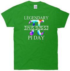 Legendary Pi Day Tie Dye T-Shirt