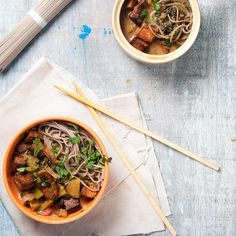 Hey Guys today's the last day you can order your @MindfulChefUK plantbased recipe box ... here's another dish that I created for them - Miso Noodle Broth with Marinated Tofu Pieces #vegan #plantbased #dairyfree #veganlife #veggie #vegansofig #foodie #feedfeed #feedfeedvegan #f52grams #livetoeat #healthyeating #nourish #chopstick #noodle #liveauthentic #thatsdarling #foodshare #instafood #vegankitchen #glutenfree by ainecarlin