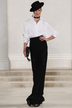 Ralph Lauren Spring 2013 Ready-to-Wear Fashion Show: Complete Collection - Style.com