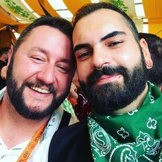 """85 mentions J'aime, 2 commentaires - Mehrzad Bagher-Zadeh (@der_mehrz4d) sur Instagram: """"Wiesn! Gay sunday bräurösl #wiesn #wiesn2017 #oktoberfest #oktoberfest2017 #green #black…"""""""