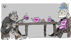 The Witcher 3, doodles 88 by Ayej.deviantart.com on @DeviantArt