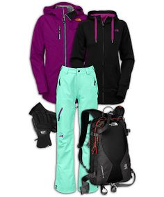 northface get-up...want