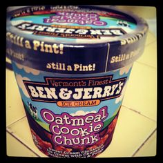 The best Ben & Jerry's.  I need them to live.
