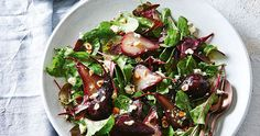 A hearty salad that perfectly accompanies a festive feast