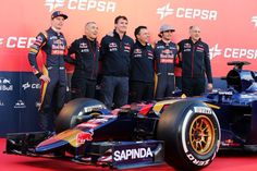 Toro Rosso 2015