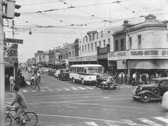 IT IS difficult to imagine today, but only a few decades ago a suburban-style motor accessories store stood at one of the Melbourne CBD's prime locations.