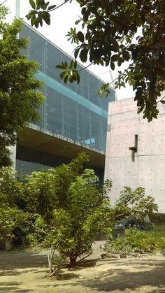 Biblioteca José Vasconcelos - Kalach - CD México