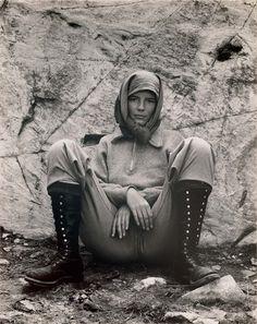 """Photo """"Charis, Lake Ediza"""" by Edward Weston, [Charis] Wilson was an intellectually inclined, brazenly adventurous young woman of Edward Weston, Vintage Photography, Portrait Photography, Urban Photography, Color Photography, Creative Photography, Henry Westons, Matt Hardy, Tina Modotti"""