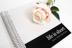 Crushing My Blogging Goals with the Erin Condren LifePlanner - review