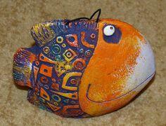 Цветная рыба