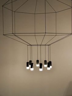 'Wireflow' by Arik Levy for Vibia