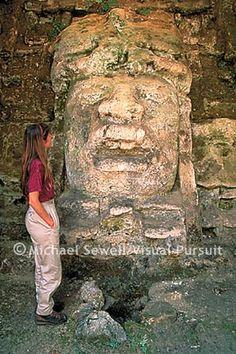 Lamanai Mayan Ruins Belize