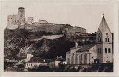 Historické pohľadnice 1: TRENČÍN